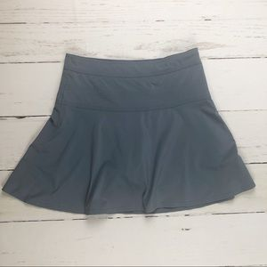 Athleta Everyday Skort Gray 8